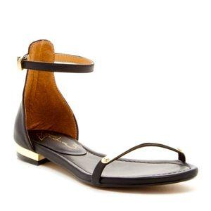Report | Chaz Ankle Strap Sandal